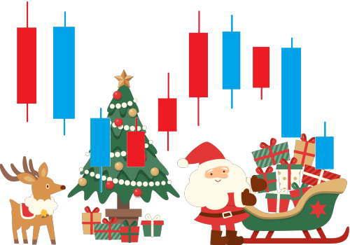 クリスマス休暇12月25日前後の為替相場
